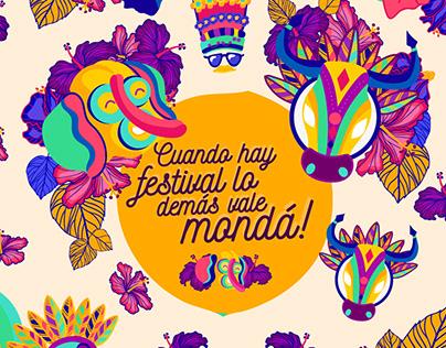 Carnaval - Calendario