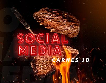 Social Media · Carnes JD