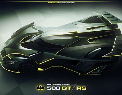 Batmobile 2020 GT concept