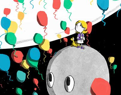 Graphic Novel-LILA