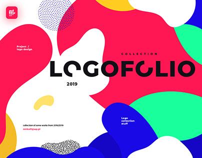 LOGOFOLIO 2019 / logo collection