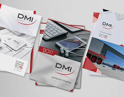 Catálogos Generales DMI Computer