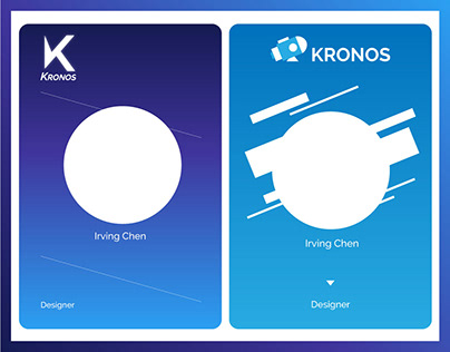 Proposal For Kronos| LOGODesign