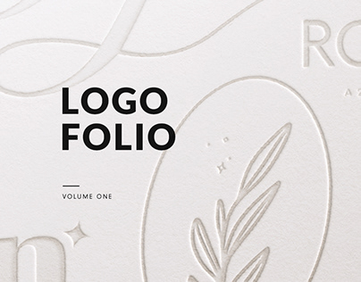 Logofolio Volume One