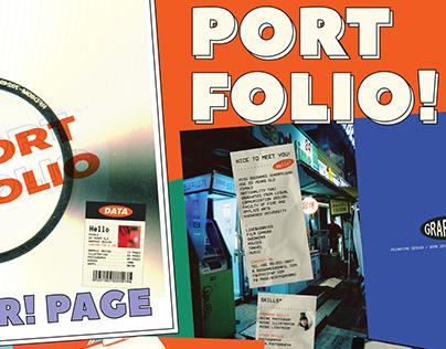 RSM/ PORT:FOLIO SINCE 2✹19𓇢𓆸
