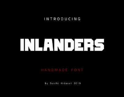 Inlanders Free font