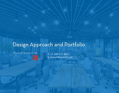Design Approach & Portfolio
