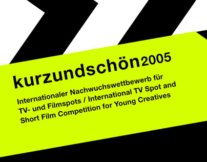 kurzundschön 2005 – festival trailer
