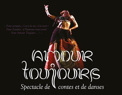 Spectacle de danse | Conception d'une affiche