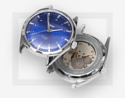 The Airavata Timepiece