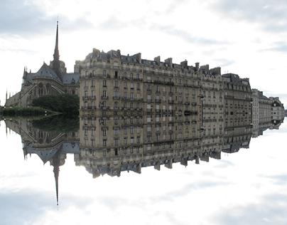 Surrealist Photographs of Paris