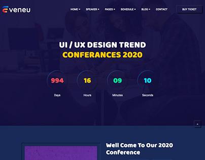 Seminer & Conference Website