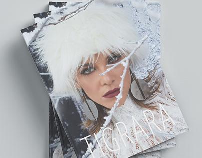 Fashion Campaign Tigrara- Inverno 2020 - La Hermosa