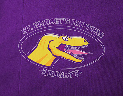 Saint Bridget's Primary School Sports Logos