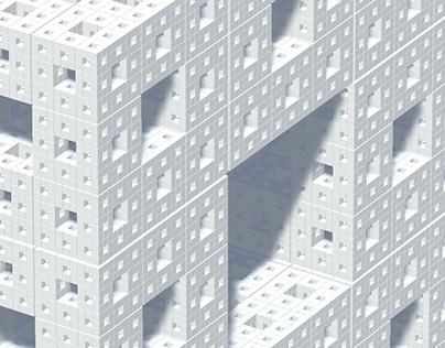 Fractals 3D (programming C#, Unity)
