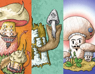 Codex Fungi - crowdfunding right now!