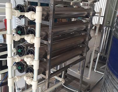 Hệ thống lọc nước giếng khoan – Loại bỏ hoàn toàn sắt