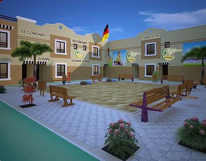 Deutsche Internationale Schule Riad