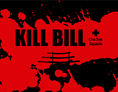 KILL BILL III⎜CRUZ ROJA