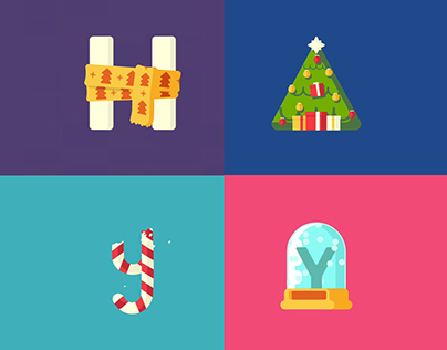 Holiday Animations.