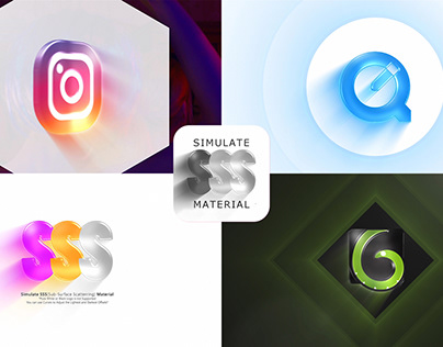 Simple 3D Transition Logo - After Effects Logo