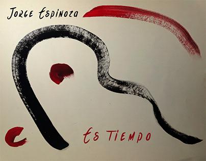 """Jorge Espinoza - álbum """"Es tiempo"""""""