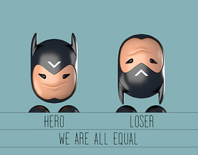 We are all equal (complete)