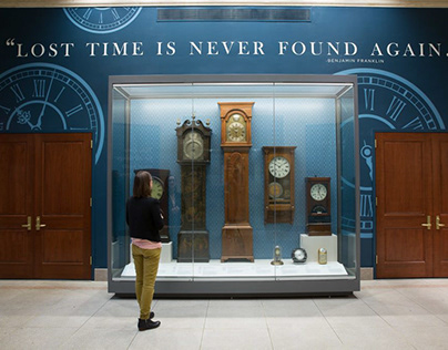 Curatorial Clocks