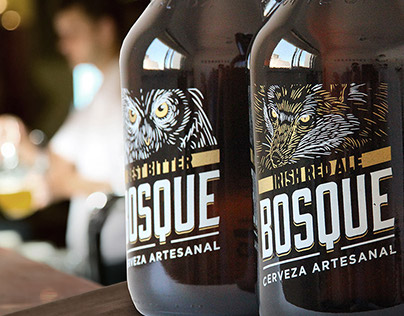 BOSQUE | Beer Branding