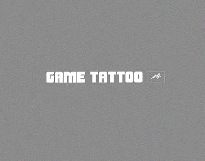Лендинг для тату-студии
