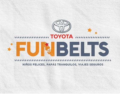 Fun Belts - Toyota