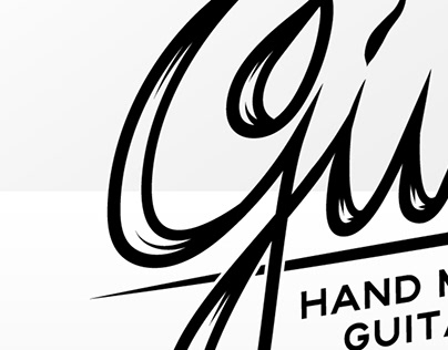 Giungi Guitars - Logo & Business Card