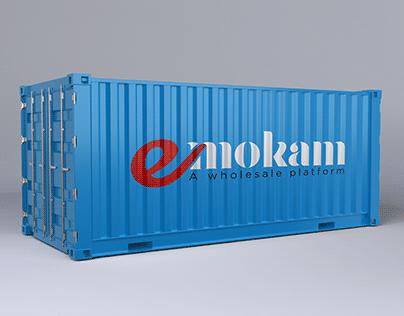 Branding Project for e-mokam