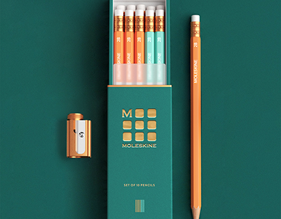 Moleskine Packaging Redesign