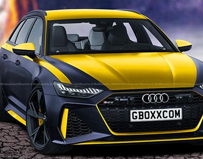2020 Audi RS6 Avant Wolverine Edition