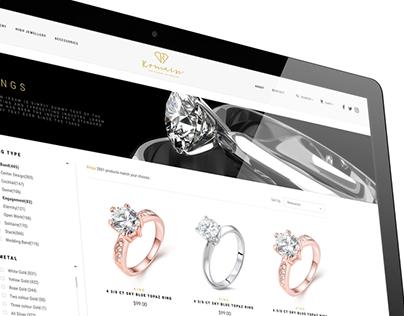 Romain webshop
