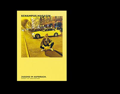 Schampus #86 Magazin