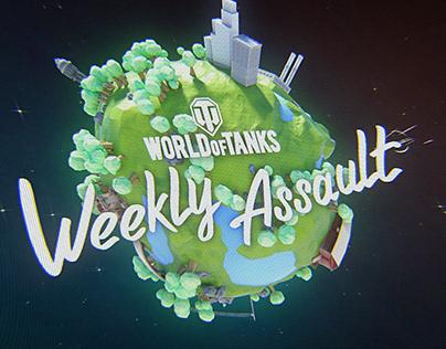 WoT - Weekly Assault