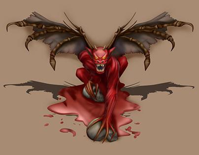 Grimm Dark Demon