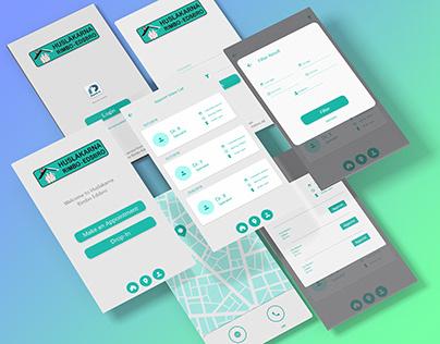 Rimbo UI Design