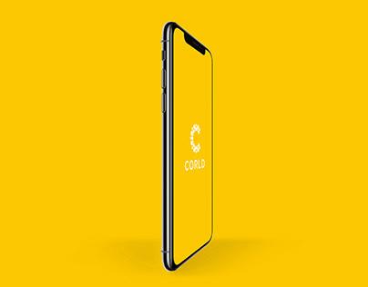 Cedium.io ICO Website Design