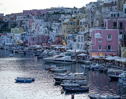 The good life on the island of Procida