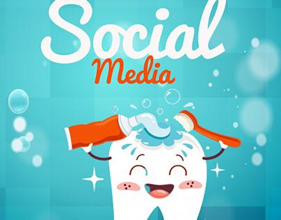 social media -dental project