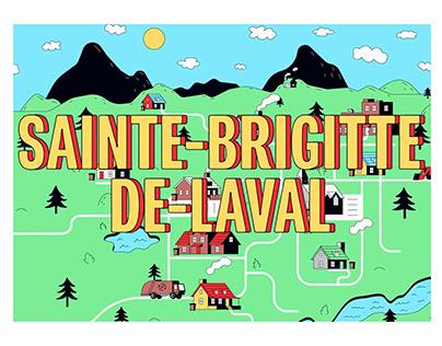 Ville de Sainte-Brigitte de-Laval