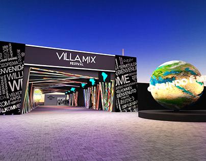 Villa Mix    Festival Goiânia    2017