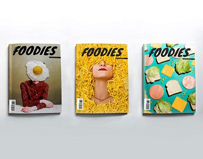 Foodies - magazine