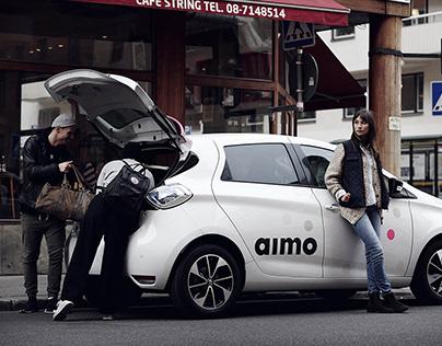 aimo - Rebranding
