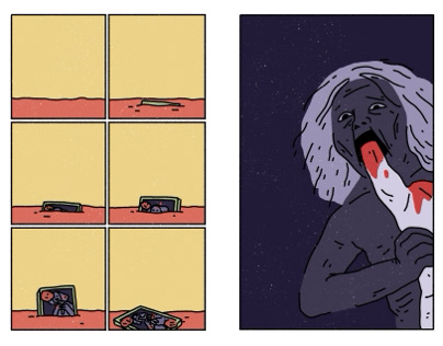 Untitled Comic Project