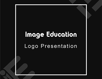 IMAGE EDUCATION Logo presentation