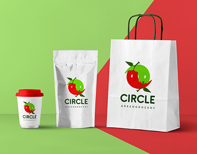 Logotype for grocery